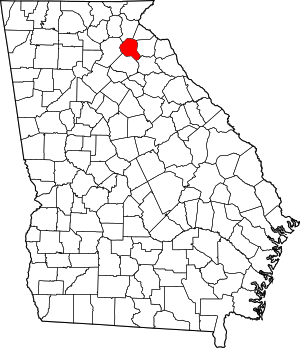 Banks County, Georgia
