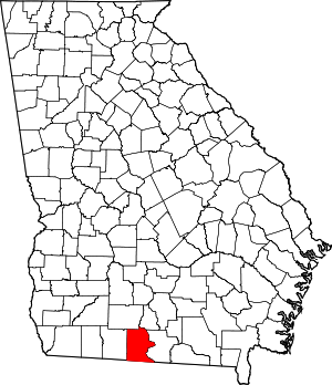 Brooks County, Georgia