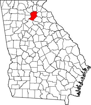 Hall County, Georgia