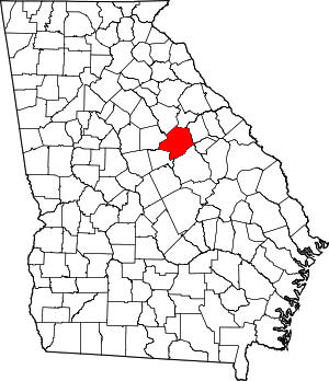 Hancock County, Georgia