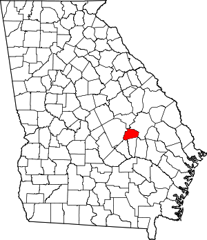 Treutlen County, Georgia