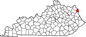 Boyd County, Kentucky