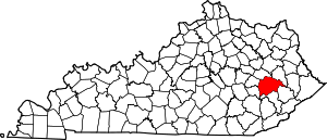 Breathitt County, Kentucky