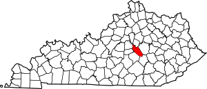 Garrard County, Kentucky