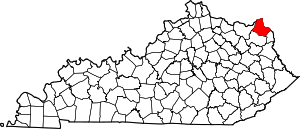 Greenup County, Kentucky