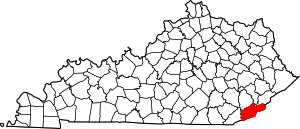 Harlan County, Kentucky