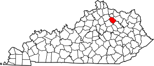 Nicholas County, Kentucky