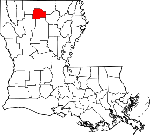 Lincoln County, Louisiana