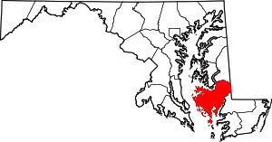 Dorchester County, Maryland