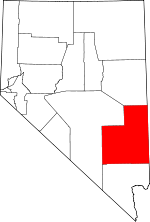 Lincoln County, Nevada