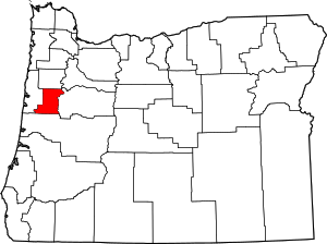 Benton County, Oregon