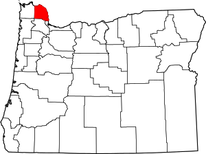 Columbia County, Oregon