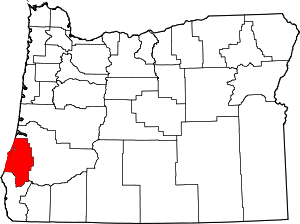 Coos County, Oregon