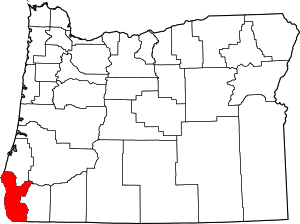 Curry County, Oregon