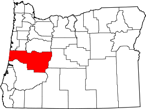 Lane County, Oregon