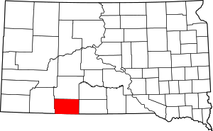 Bennett County, South Dakota