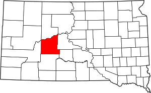 Haakon County, South Dakota