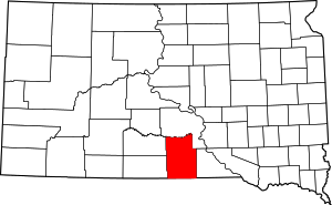 Tripp County, South Dakota