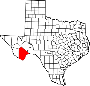 Brewster County, Texas