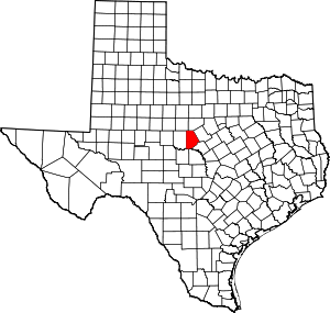 Brown County, Texas