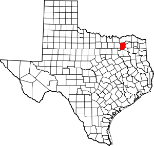 Hunt County, Texas
