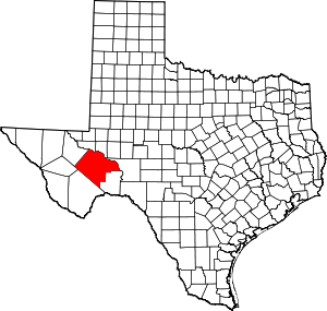 Pecos County, Texas