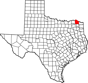 Red River County, Texas