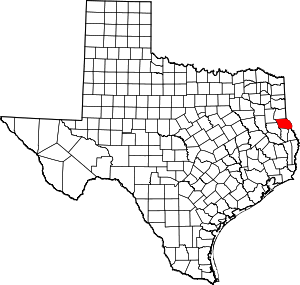 Shelby County, Texas