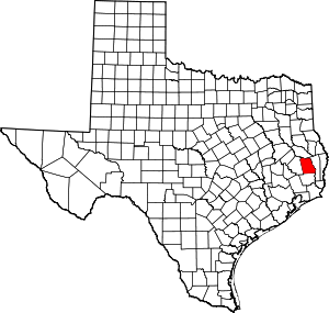 Tyler County, Texas