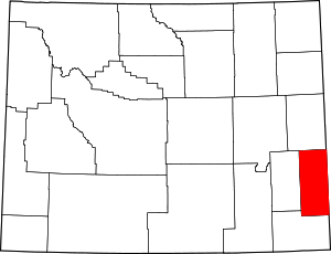 Goshen County, Wyoming