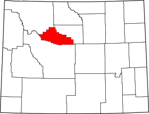Hot Springs County, Wyoming