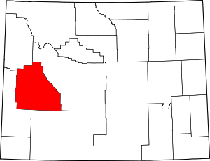 Sublette County, Wyoming